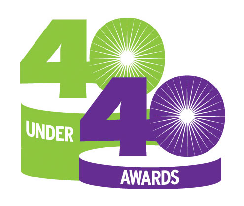 Alison Caron Honored with 40 Under 40 Award