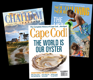 Creative Director of Cape Cod Magazine